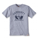PÓLÓ CARHARTT MUNKARUHA HARD TO WEAR OUT GRAPHIC