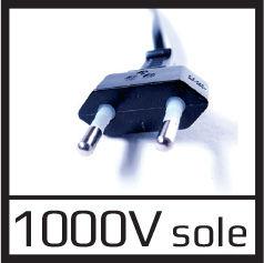 1000V szigetelés