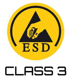 ESD - Elektrosztatikus védelem