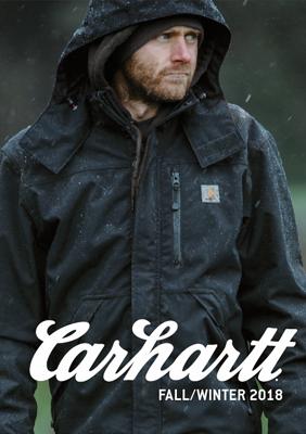 Carhartt 2018-as őszi-téli katalógus