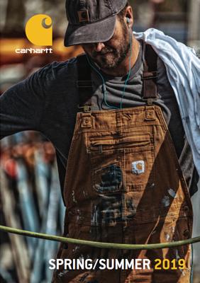 Carhartt munkaruházat 2019 - tavasz - nyár