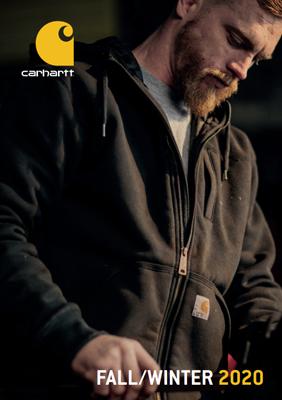 Carhartt 2020-as őszi-téli katalógus