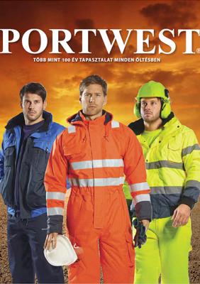 Portwest munkaruházat és kiegészítők