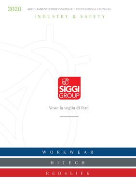 Siggi Industry 2020-as katalógus