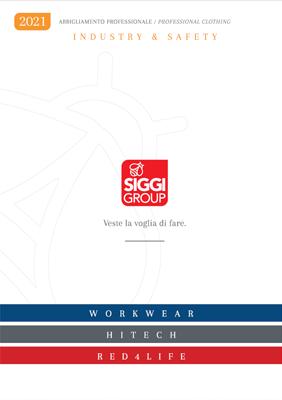Siggi Industry 2021-es katalógus