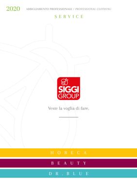 Siggi Service 2020-as katalógus
