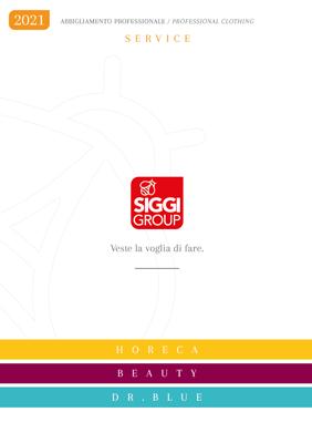 Siggi Service 2021-es katalógus
