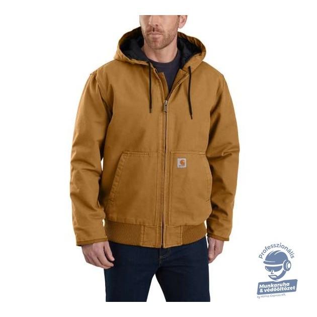 (104050) Carhartt Duck Active kapucnis kabát