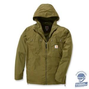 (100247) Carhartt Rockford széldzseki Rain Defender vízlepergető bevonattal