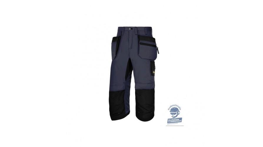 Rövidnadrág, ¾-es pirate fazon: munkavédelmi nadrágok nyárra