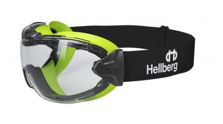 Hellberg védőszemüvegek - 6. rész (Neon, Xeon)