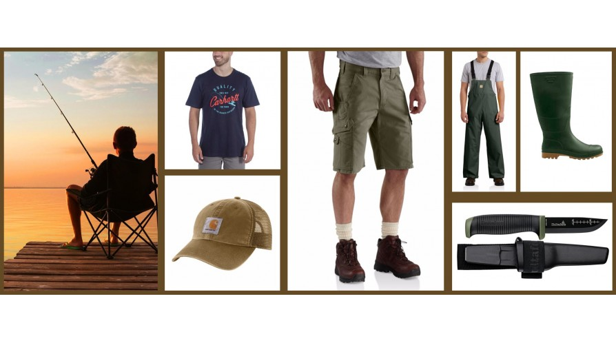 Horgász ruházat: Készülj profi öltözettel a nagy fogásokra!